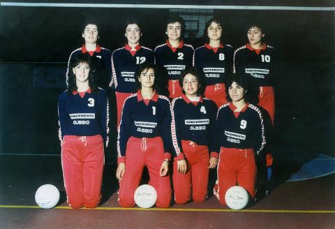 Pallavolo Gubbio 78-79 A2