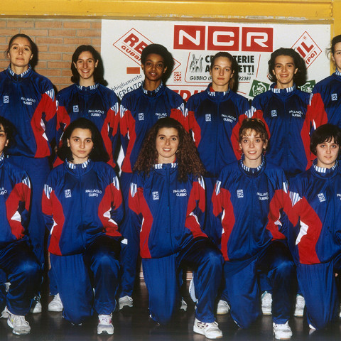 Pallavolo Gubbio 93-94 A2