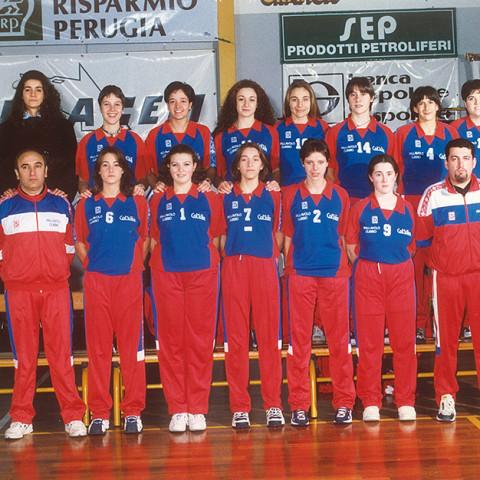 PallavoloGubbio 97-98